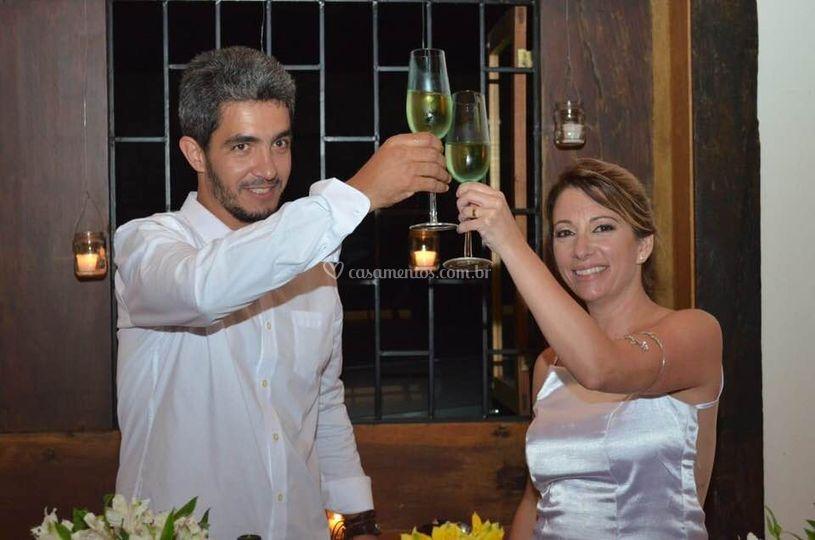 Celebração Gabriela e Pedro