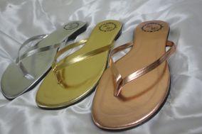 Talento Shoes Rasteirinhas para Casamento