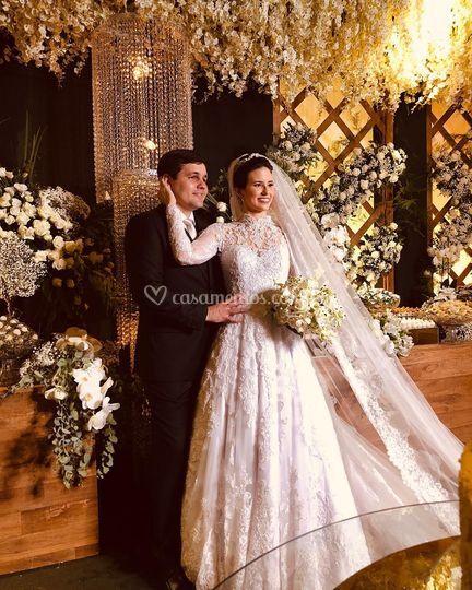 Casamento de Vanessa e Flávio