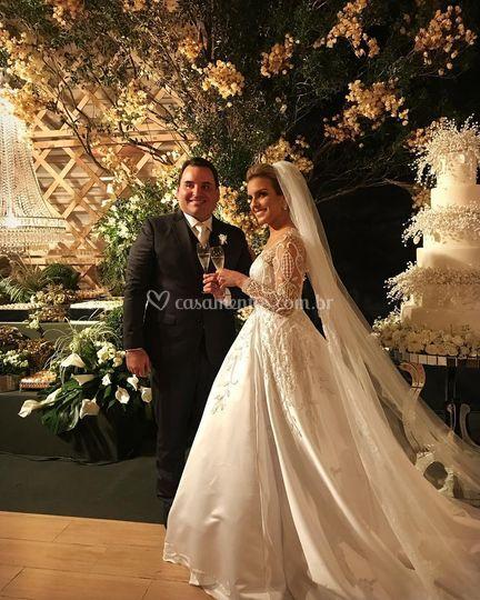 Casamento de Laís e Itálo