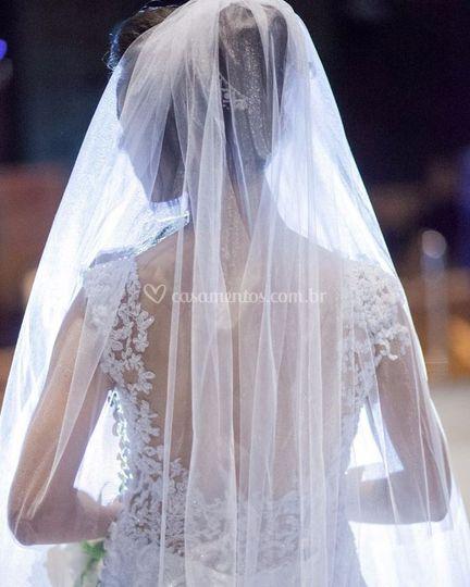 Noiva semi sereia