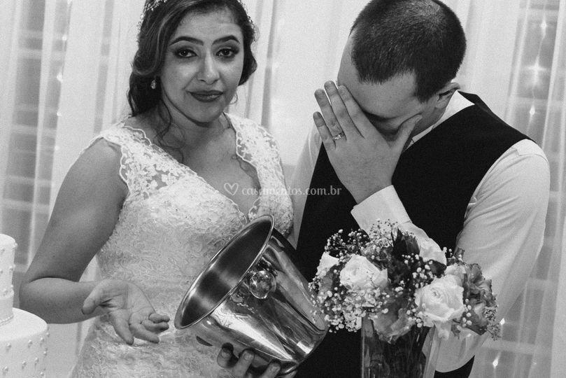 Casamento Silvia & Romulo