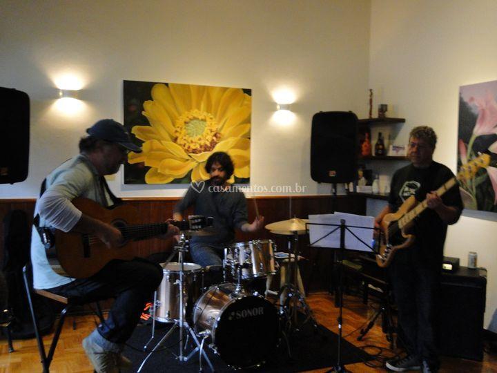 Show Casa Amarela