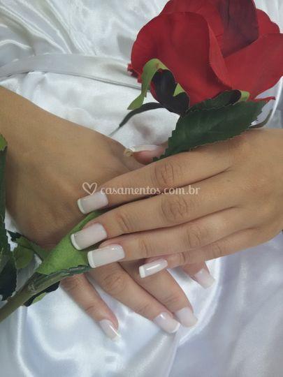 Unha para noivas