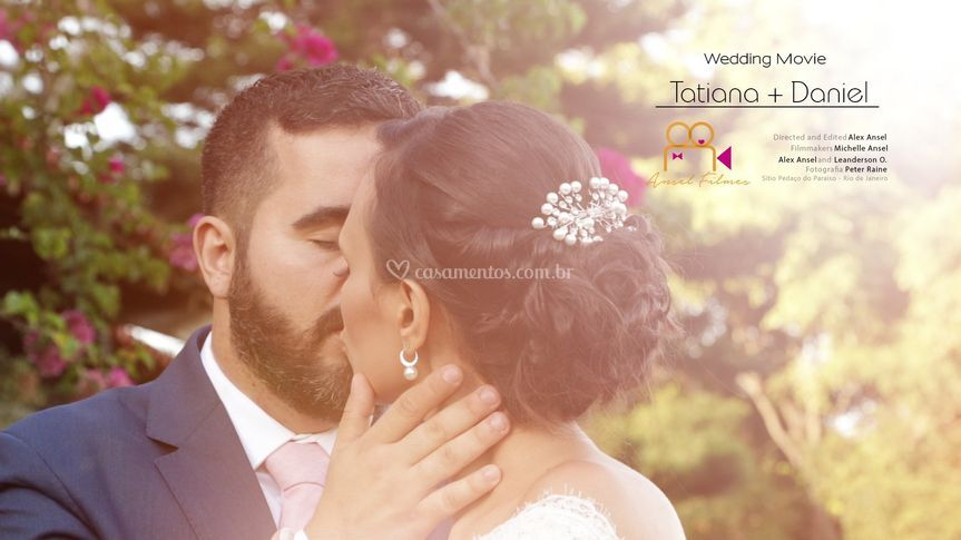 Ansel Filmes - Movie for Wedding