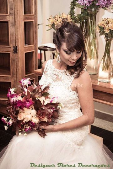 Designer flores bouquets