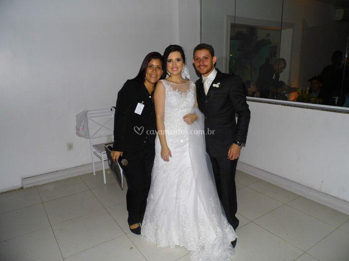 Foto com de nossos casais