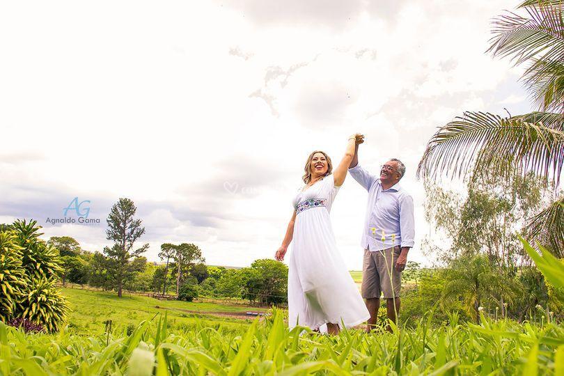 Ensaio ré casamento