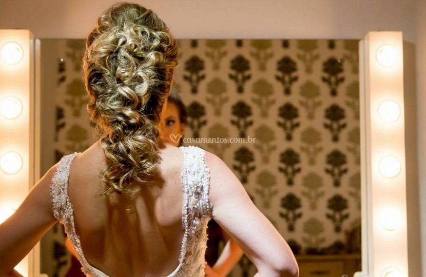 Penteados para o seu casamento