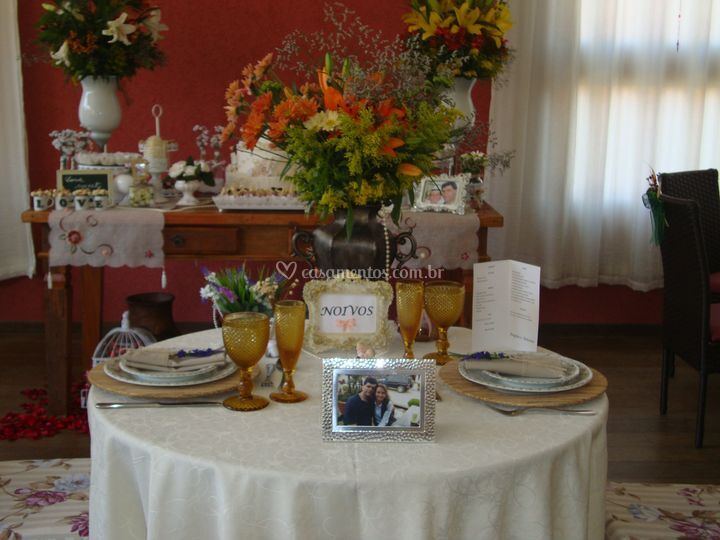 Mesa noivoso