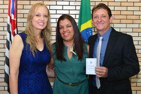Sandra e Miguel Mestres de Cerimônias