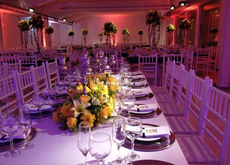 Área de banquetes