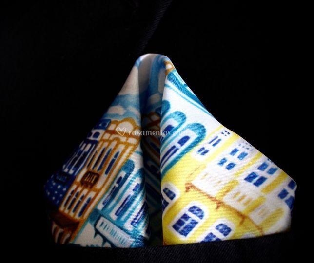 Lenço de bolso