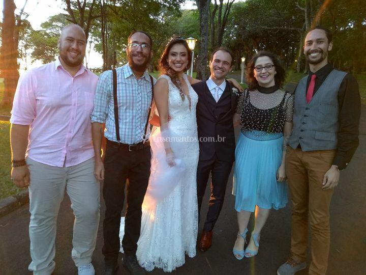 Casamento Marisa e Marcelo