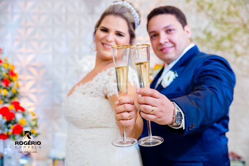 Marta e Daniel casamento