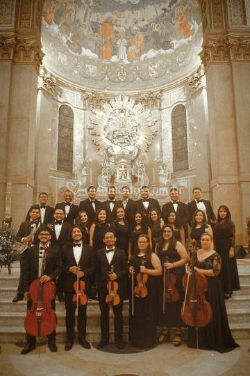 Orchestra e coro incantus