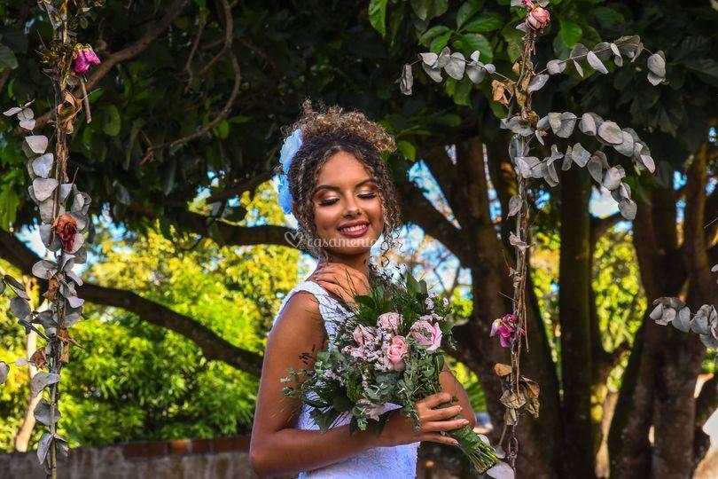 Nati, flor do campo