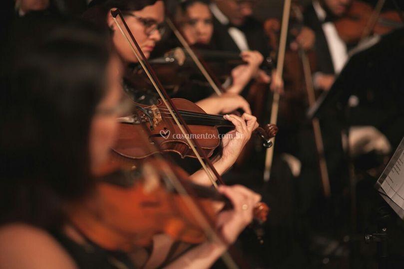 Orchestra incantus