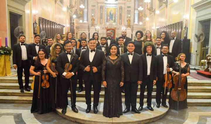 Coral e Orchestra INcantus