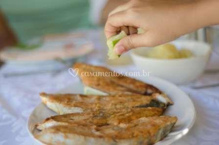 Deliciosos pratos regionais