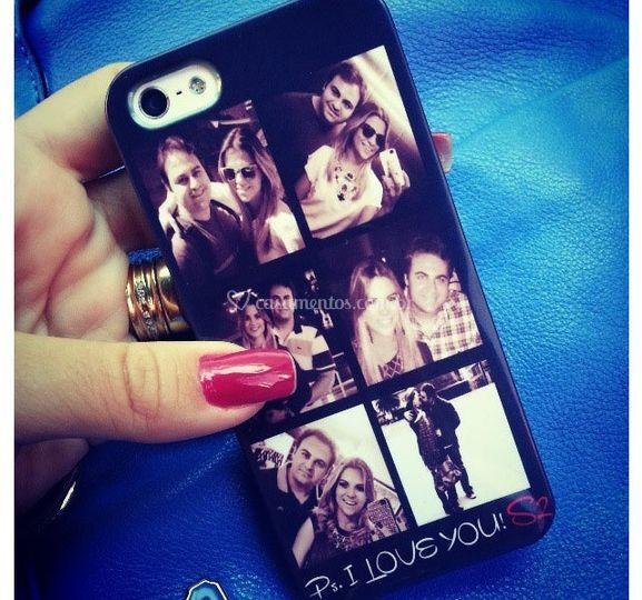 Cpas de celular com foto