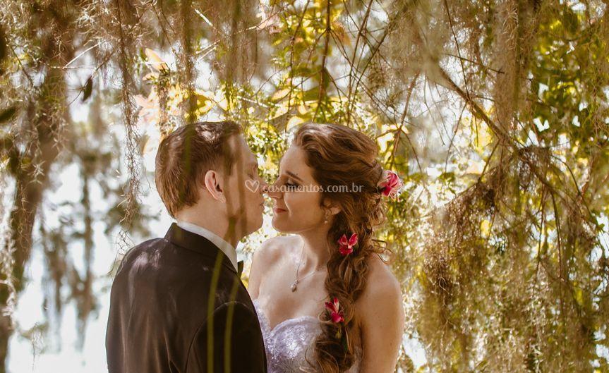 Casamento pela manhã