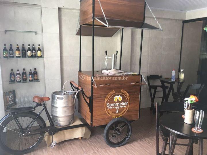 Sommelier Chopp e Cervejas Especiais