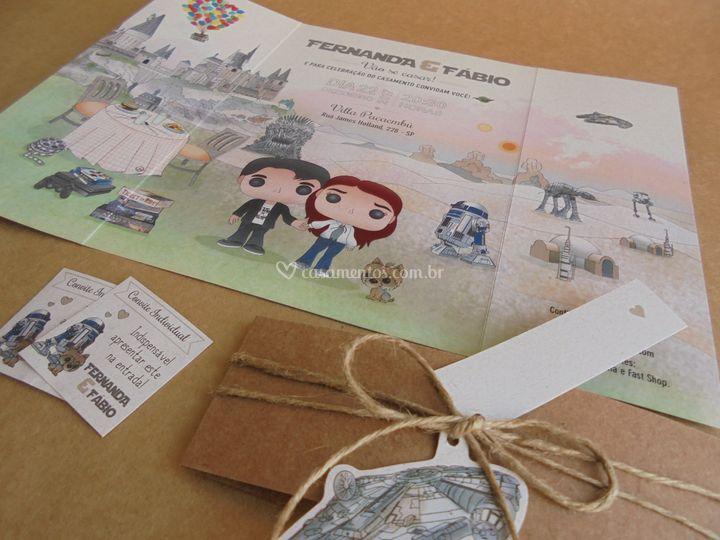 Catita Convites Personalizados