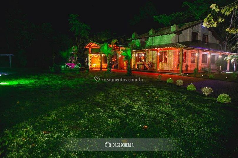 Sítio Babylônia - Noite