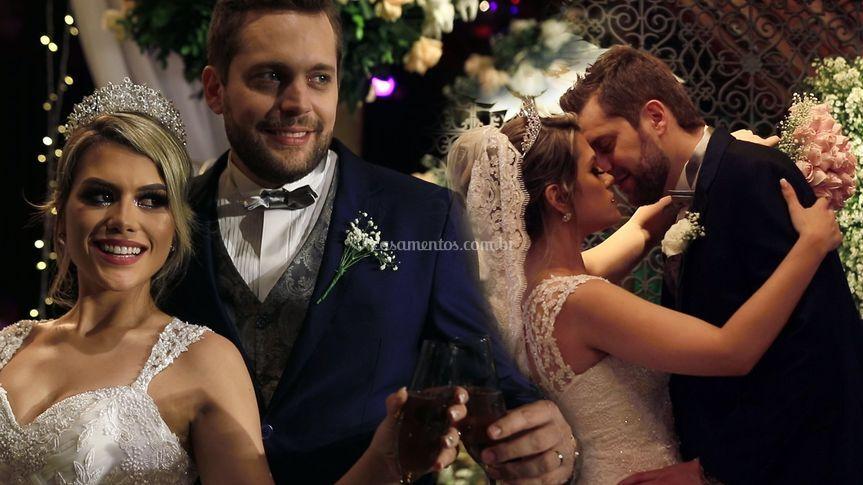 Casamento: Thais e Jorge
