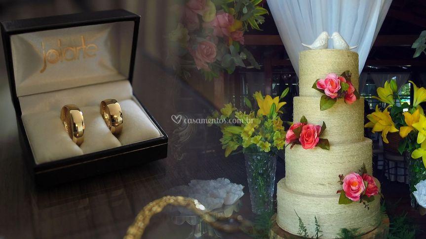 Casamento: Danielle e Dorly