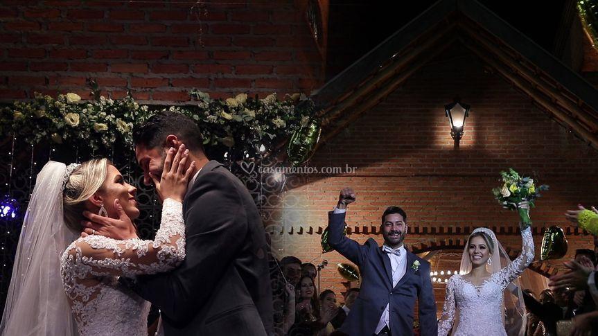 Casamento: Hernandes e Ingrid