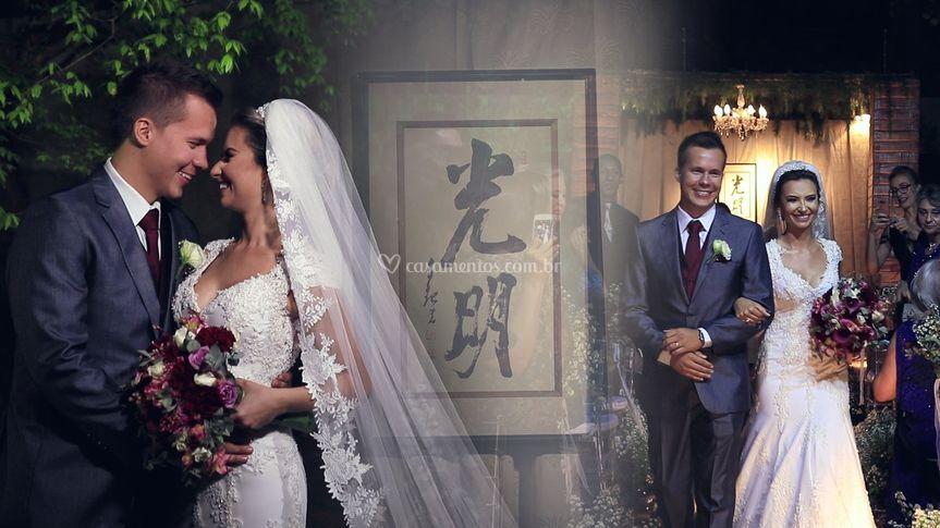 Casamento: Renata e Rafael