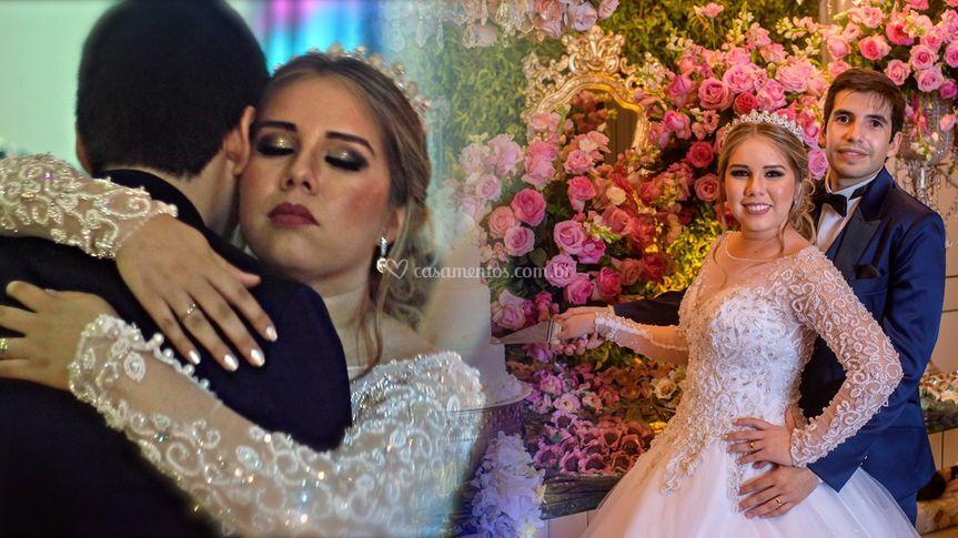 Casamento: Jessica e Adiy