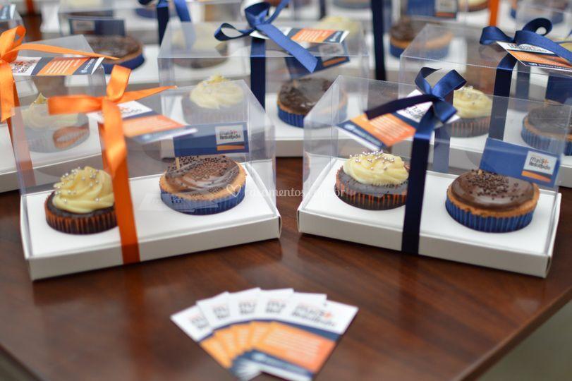 Cupcakes Temáticos