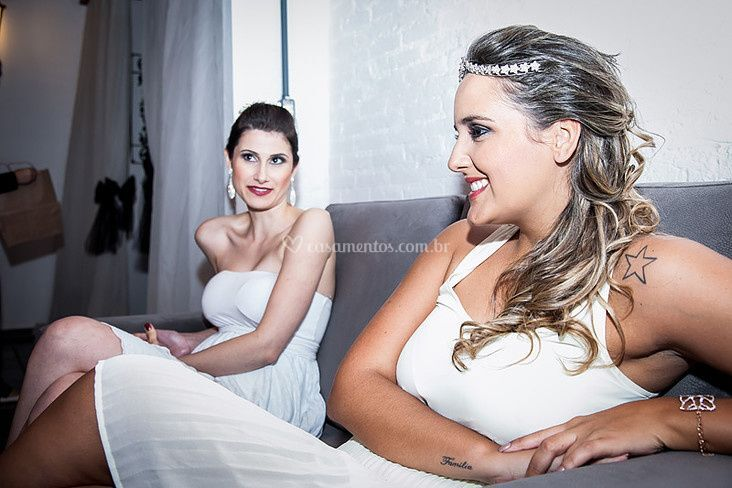 Glamour de convidados