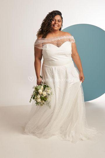 Vestido de Noiva Lica - Volar