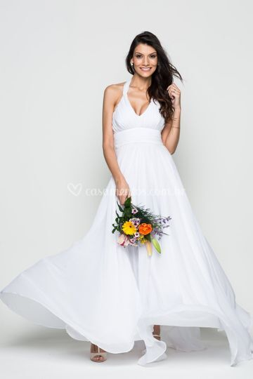 Vestido de noiva Atena