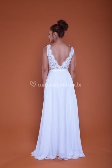 Vestido de Noiva Gaia