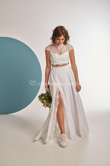 Vestido de Noiva Zea