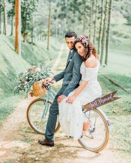 Elza - noivas reais