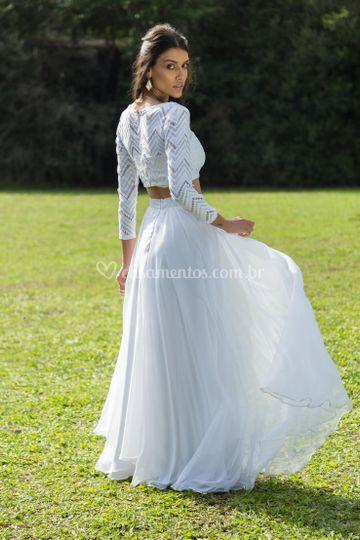Vestido de noiva Lore