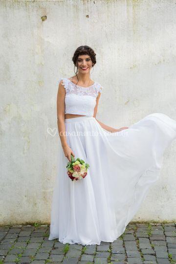 Vestido de noiva Laura