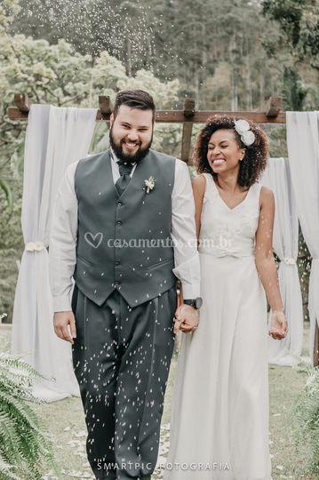 Vestido Julieta - Noivas Reais