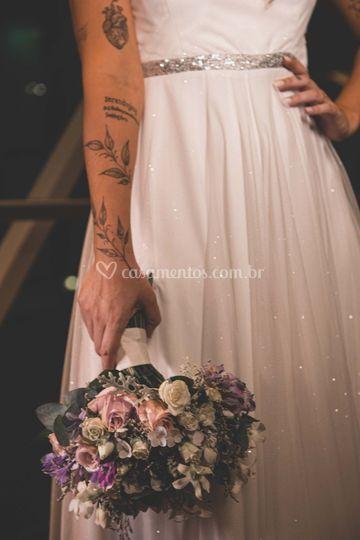 Vestido Olívia - Noivas Reais