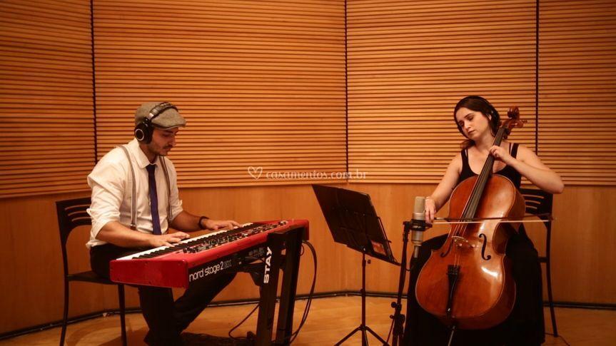 Piano e cello