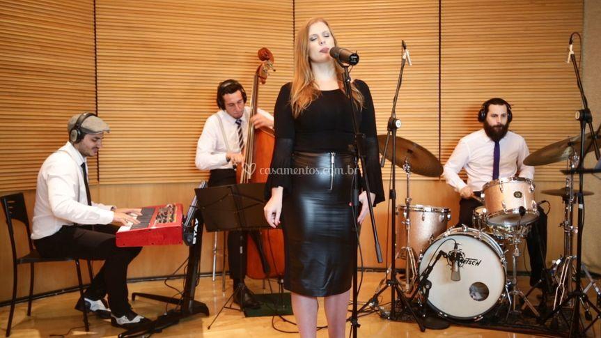 Quarteto de jazz