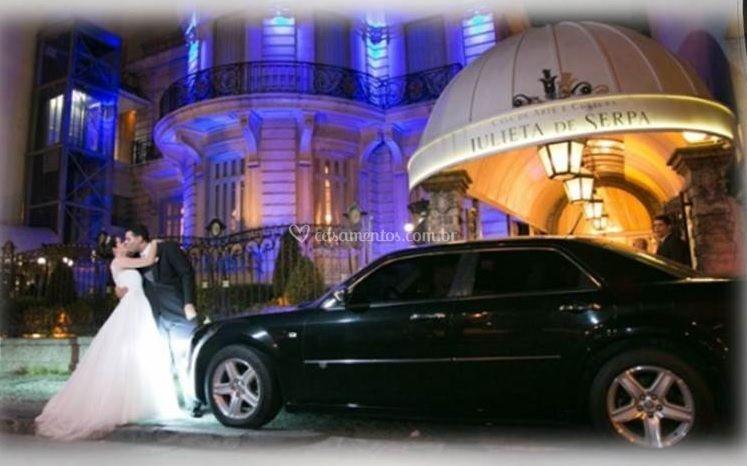 Transfer de luxo service
