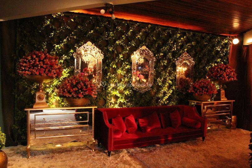 Lounge sala dos doces