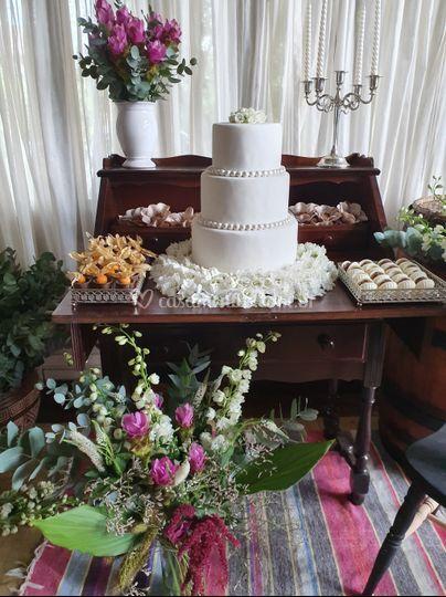 Mini Wedding Orquidea da Serra